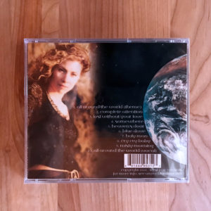 Blue Dove on CD [SOLD OUT]